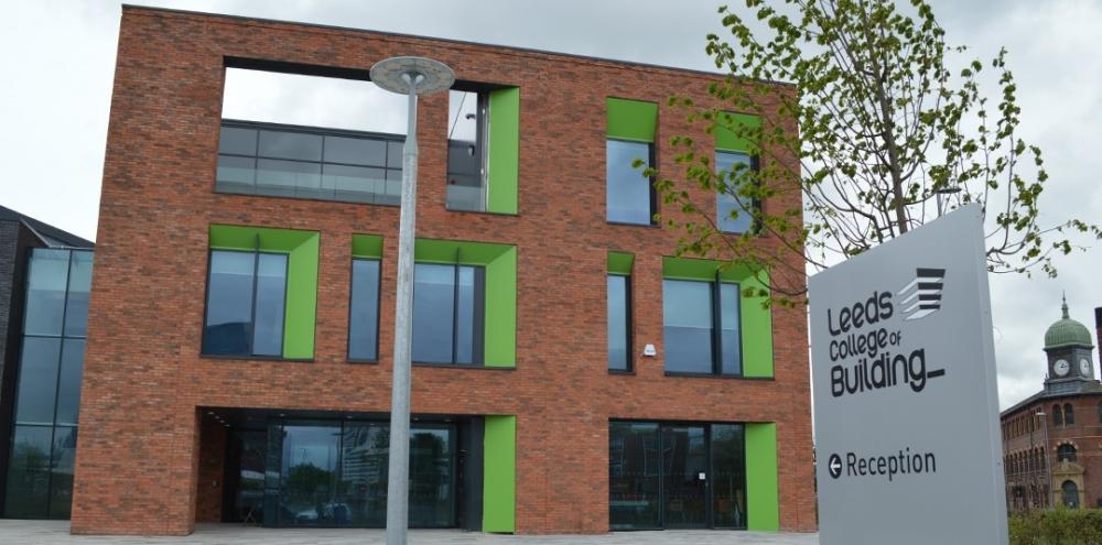 Leeds college building